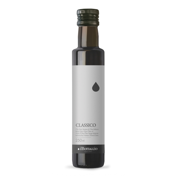 Il Bottaccio - Classic - Cultivar Blend - Tuscan Extra Virgin Olive Oil - Italian - High Quality - 250 ml