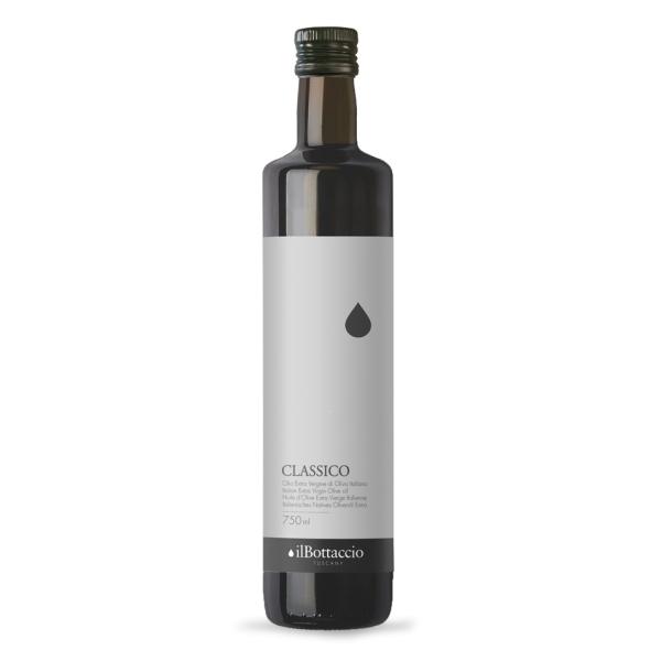 Il Bottaccio - Classico - Blend di Cultivar - Olio Extravergine di Oliva Toscano - Italiano - Alta Qualità - 750 ml