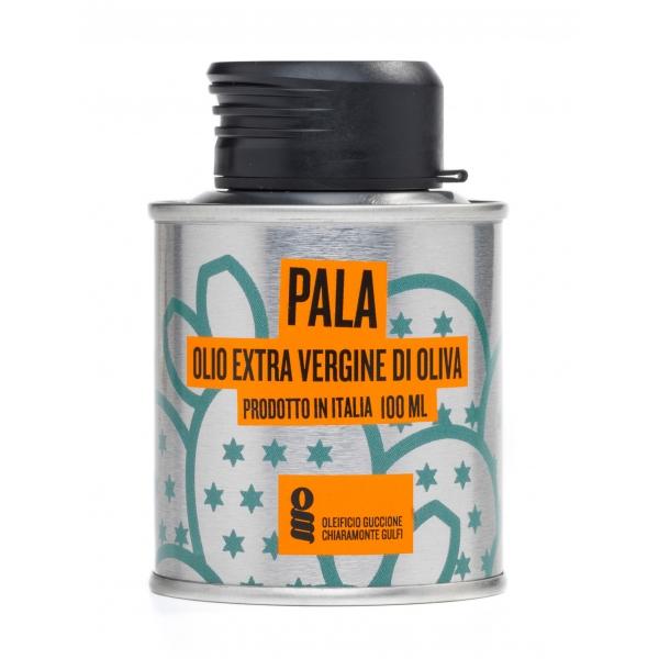 Oleificio Guccione - Pala - Olio Extravergine di Oliva Siciliano - Italiano - Alta Qualità - 100 ml