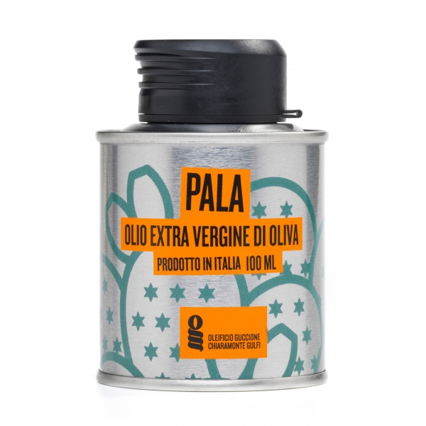 Oleificio Guccione - Pala - Sicilian Extra Virgin Olive Oil - Italian - High Quality - 100 ml