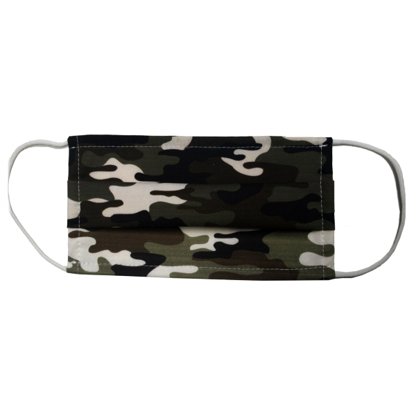 Leda Di Marti - Military Green - 5 High Quality Protection Mask - Coronavirus - COVID19 - Made in Italy