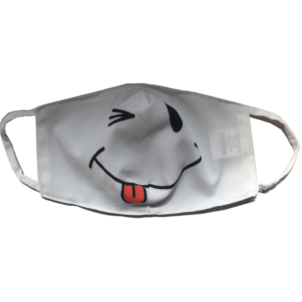 Leda Di Marti - Smile - 5 High Quality Protection Mask - Coronavirus - COVID19 - Made in Italy