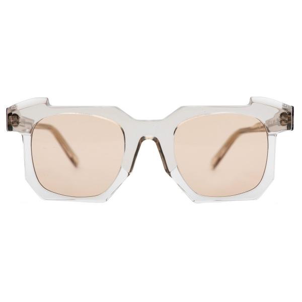 Kuboraum - Mask K2 - Cristallo di Fumo - K2 VT - Occhiali da Sole - Kuboraum Eyewear