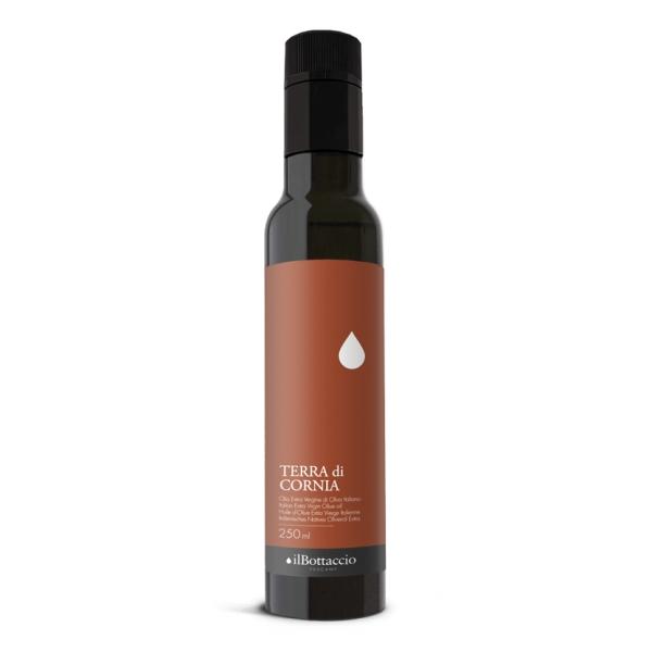Il Bottaccio - Terra of Cornia - Selections - Tuscan Extra Virgin Olive Oil - Italian - High Quality - 250 ml