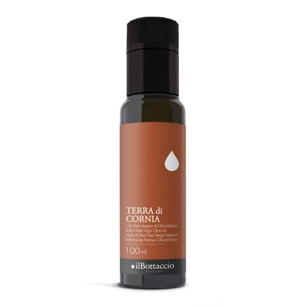 Il Bottaccio - Terra of Cornia - Selections - Tuscan Extra Virgin Olive Oil - Italian - High Quality - 100 ml