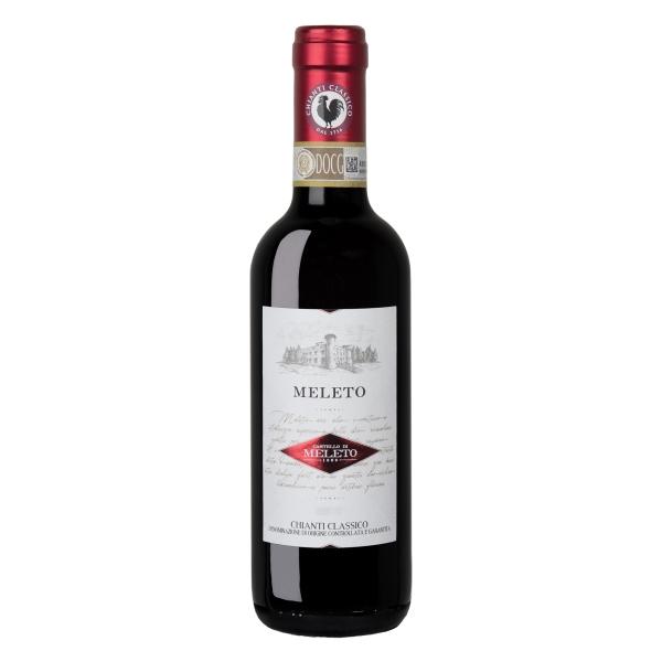 Castello di Meleto - Meleto Chianti Classico D.O.C.G. - Red Wines - 0,375 l