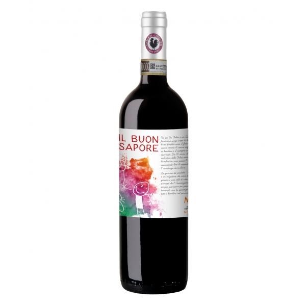 """Castello di Meleto - Meleto Chianti Classico D.O.C.G. - """"The Good Taste"""" - We for You - Red Wines"""