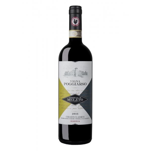 """Castello di Meleto - """"Vigna Poggiarso"""" Chianti Classico Reserve D.O.C.G. - Red Wines"""