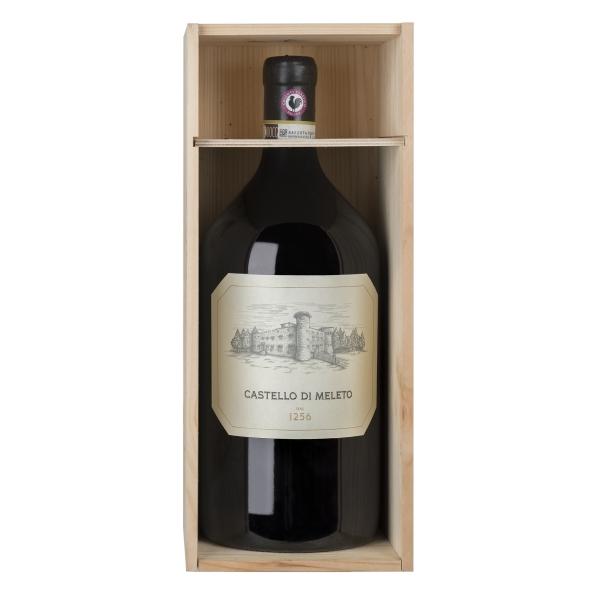 Castello di Meleto - Chianti Classico Gran Selezione D.O.C.G. - Double Magum - 3 l