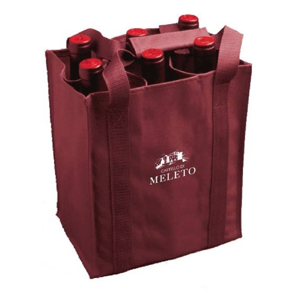 Castello di Meleto - Bottle Holder Bag - Accessories