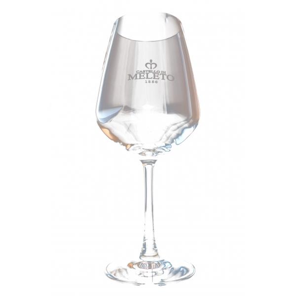 Castello di Meleto - Set of Chianti Classico Castello di Meleto Glasses - Accessories
