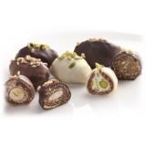 Vincente Delicacies - Morbide Ganaches Avvolte da Fichi Secchi Ricoperti di Cioccolato - Cioccolatini - Maravilha Kalhura