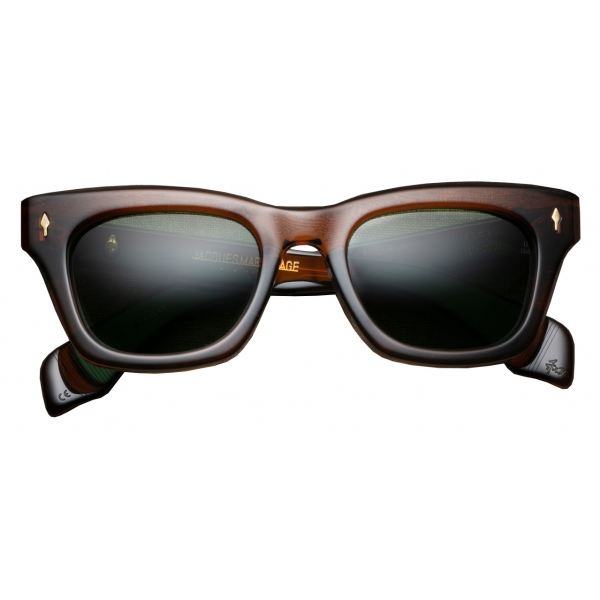 Jacques Marie Mage - Dealan - Alessandro Squarzi Hickory - Limited Edition - Bronzo Taupe Chiaro - Jacques Marie Mage Eyewear