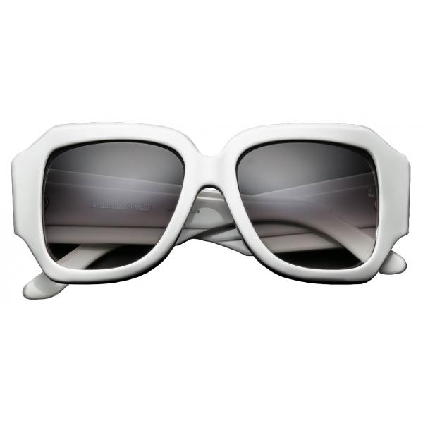 Jacques Marie Mage - Gloria White - Bianco - Jacques Marie Mage Eyewear