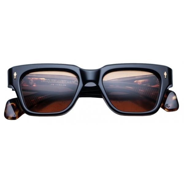 Jacques Marie Mage - Fellini Noir - Limited Edition - Nero Tartaruga - Jacques Marie Mage Eyewear