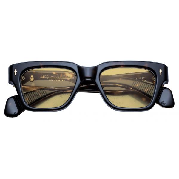 Jacques Marie Mage - Fellini Dark Havana - Limited Edition - Tartaruga Chiara - Jacques Marie Mage Eyewear