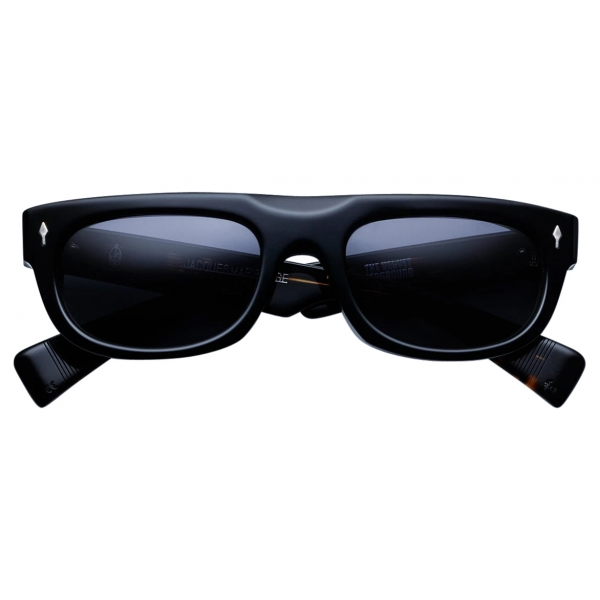 Jacques Marie Mage - White Light Noir - Limited Edition - Nero Tartaruga - Jacques Marie Mage Eyewear