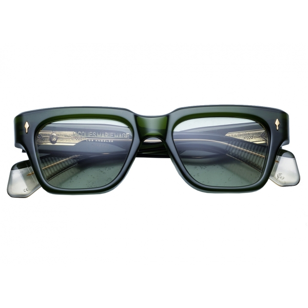Jacques Marie Mage - Fellini Rover - Limited Edition - Verde - Jacques Marie Mage Eyewear