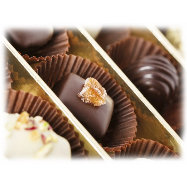 Vincente Delicacies - Assortment of Fine Artisan Filled Chocolates - Maravilha - Filled Chocolates in Gift Box