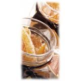 Vincente Delicacies - Scorzette di Arance Candite Ricoperte di Cioccolato Extra Fondente 70% - Arabesque - Frutta Candita