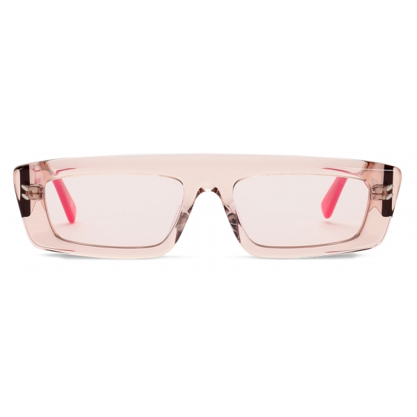 Stella McCartney - Pink Square Sunglasses - Pink - Sunglasses - Stella McCartney Eyewear