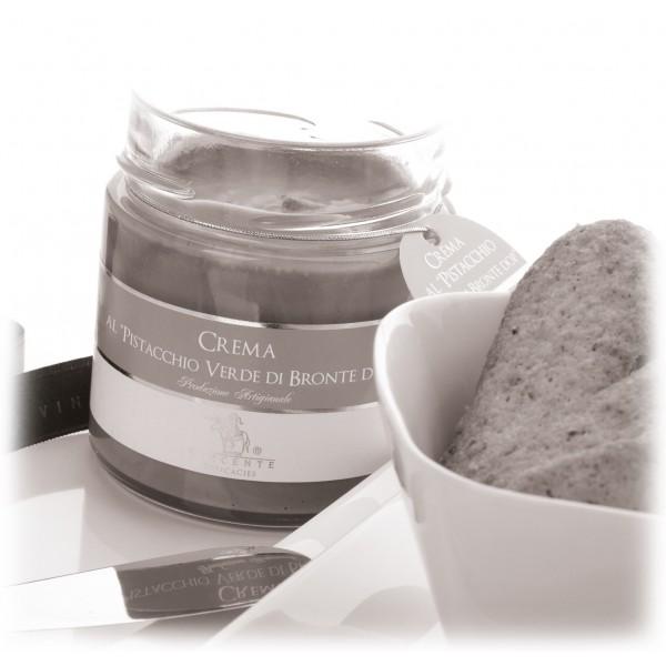 Vincente Delicacies - Crema al Cioccolato Bianco - Creme Spalmabili Artigianali - 180 g
