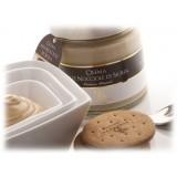 Vincente Delicacies - Crema alla Mandorla di Sicilia - Creme Spalmabili Artigianali - 180 g