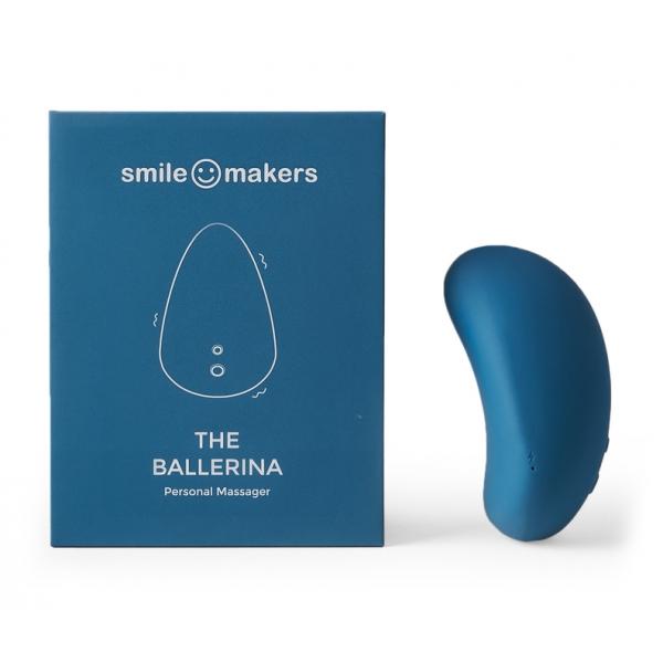 Smile Makers - The Ballerina - I Migliori Vibratori per l'Orgasmo Femminile - I Migliori Vibratori per Donna - Sex Toy