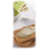 Vincente Delicacies - Crema al Pistacchio Verde di Bronte D.O.P. - Creme Spalmabili Artigianali - 90 g - Crystal