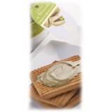 Vincente Delicacies - Crema al Pistacchio Verde di Bronte D.O.P. - Creme Spalmabili Artigianali - 180 g - Crystal