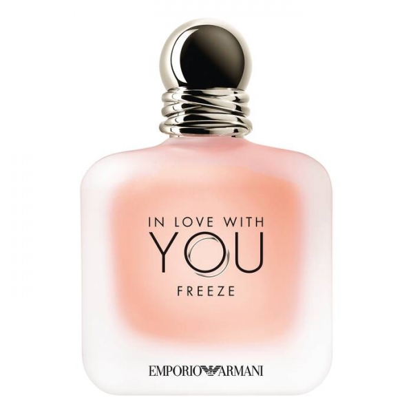 Giorgio Armani - Emporio Armani in Love with You Freeze Eau de Parfum - Seductive Female Fragrance - Luxury Fragrances - 100 ml