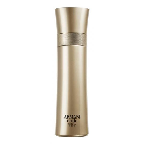 Giorgio Armani - Armani Code Absolu Gold Eau de Parfum - Fascino Magnetico - Fragranze Luxury - 110 ml