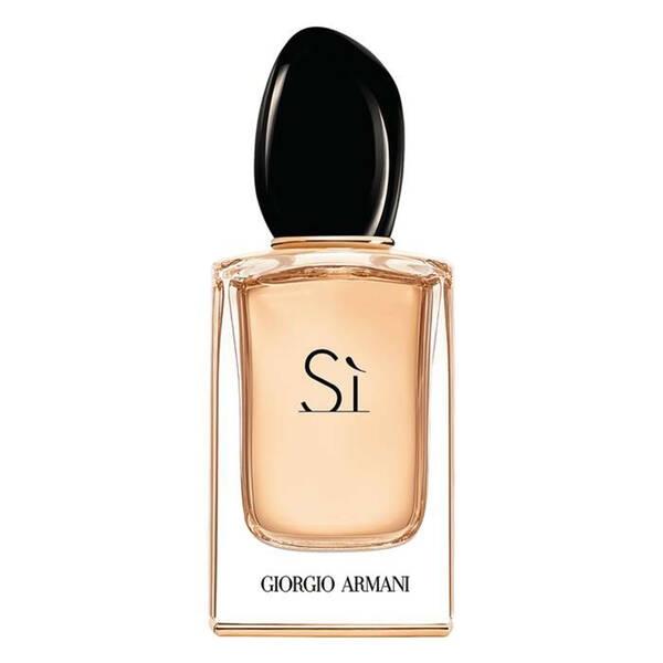 Giorgio Armani - Sì Eau De Parfum - Aromatica dai Sentori di Rosa - Fragranze Luxury - 150 ml