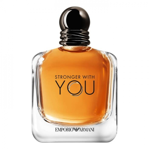 Giorgio Armani - Emporio Armani Stronger with You - Man Fragrance - Luxury Fragrances - 150 ml