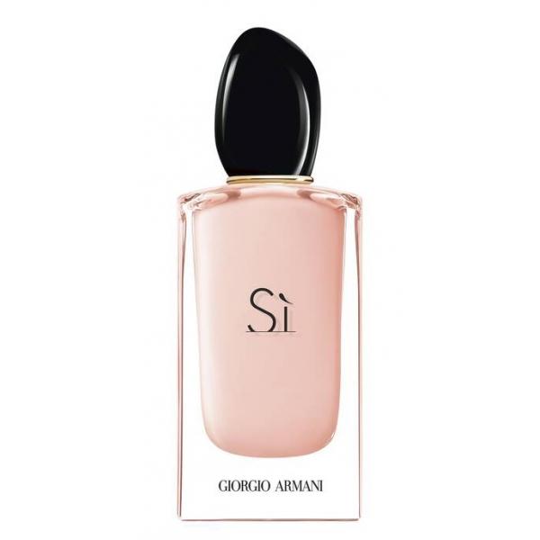 Giorgio Armani - Sì Fiori Eau de Parfum - Una Nuova Emozione Fiorita - Fragranze Luxury - 100 ml