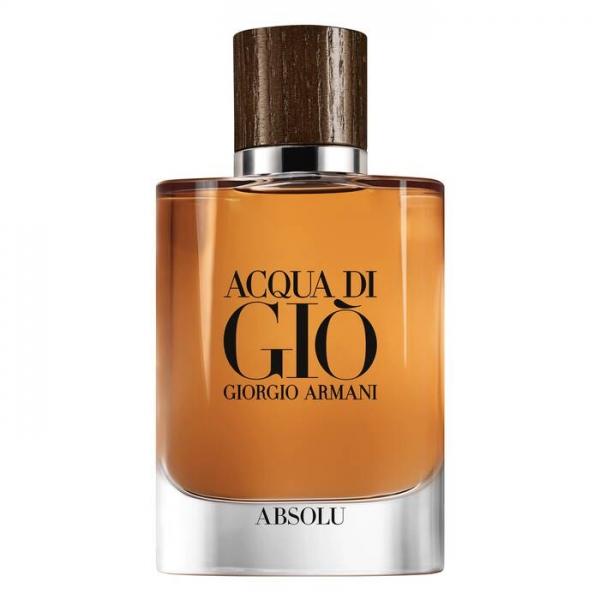 Giorgio Armani - Acqua di Gio' Absolu - Profumo Maschile Elegante e Sensuale - Fragranze Luxury - 200 ml