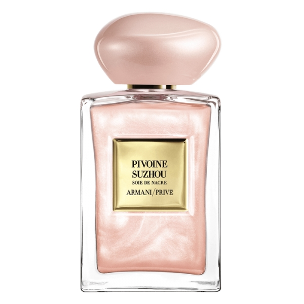 Giorgio Armani - Pivoine Suzhou Soie de Nacre Eau de Toilette - Armani Privé Collection - Luxury Fragrances - 100 ml