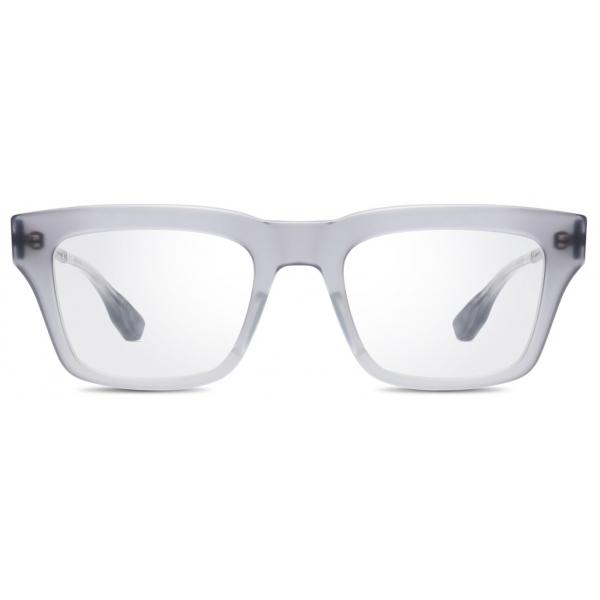 DITA - Wasserman - Satin Crystal Grey - DTX700 - Sunglasses - DITA Eyewear