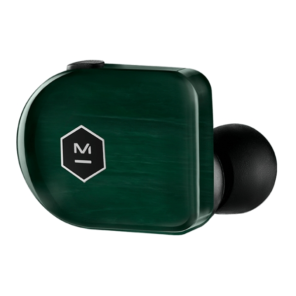 Master & Dynamic - MW07 Plus - Verde Giada - Auricolari In-Ear True Wireless di Alta Qualità
