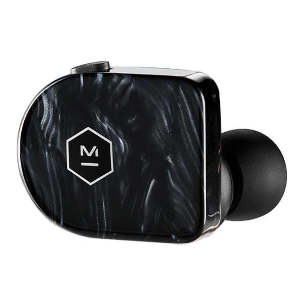 Master & Dynamic - MW07 Plus - Quarzo Nero - Auricolari In-Ear True Wireless di Alta Qualità