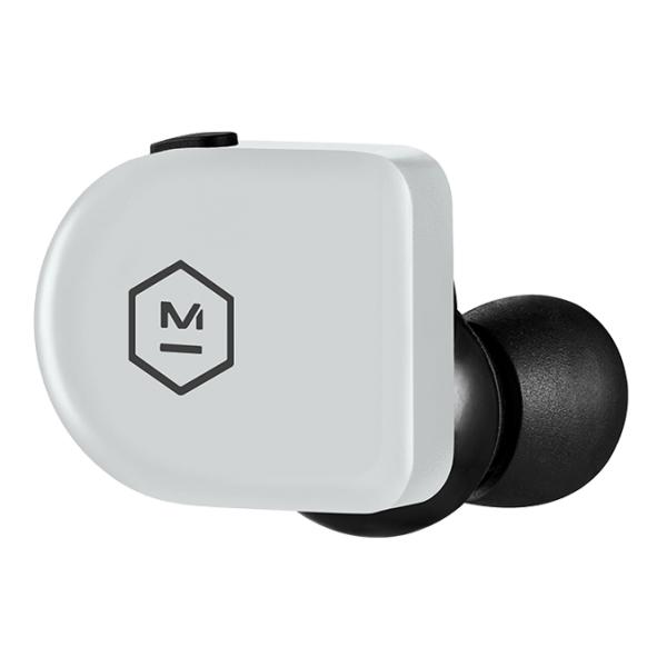 Master & Dynamic - MW07 Go - Grigio Pietra - Auricolari In-Ear True Wireless di Alta Qualità