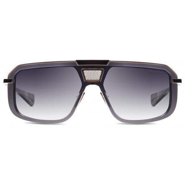 DITA - Mach-Eight - Satin Crystal Grey - DTS400 - Sunglasses - DITA Eyewear