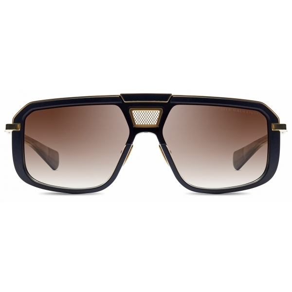 DITA - Mach-Eight - Matte Black - DTS400 - Sunglasses - DITA Eyewear