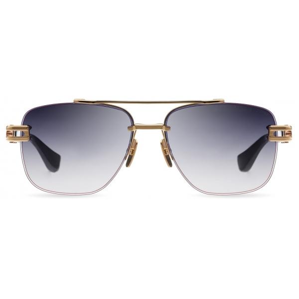 DITA - Grand-Evo Two - Yellow Gold Black - DTS139 - Sunglasses - DITA Eyewear