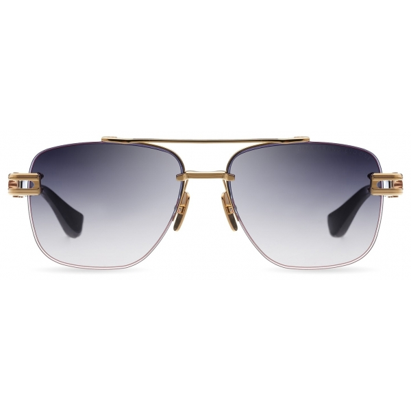 DITA - Grand-Evo One - Oro Giallo Nero - DTS138 - Occhiali da Sole - DITA Eyewear