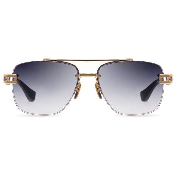 DITA - Grand-Evo One - Yellow Gold Black - DTS138 - Sunglasses - DITA Eyewear