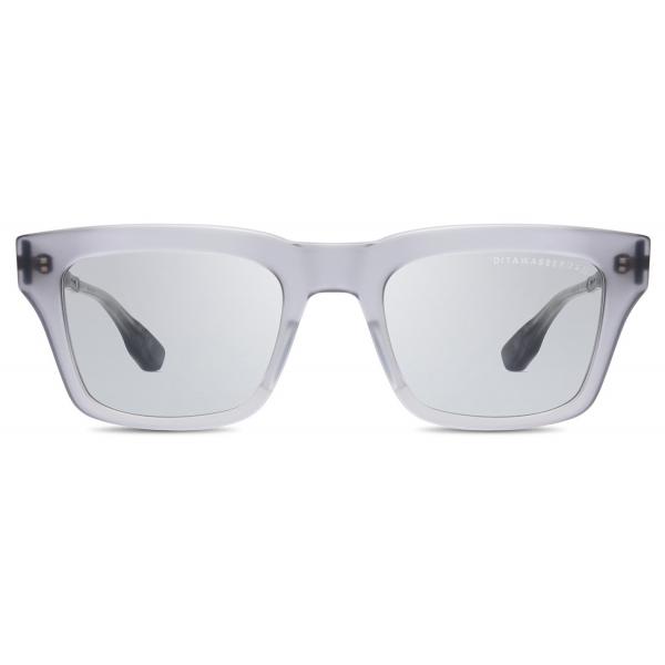 DITA - Wasserman - Satin Crystal Grey - DTS700 - Sunglasses - DITA Eyewear