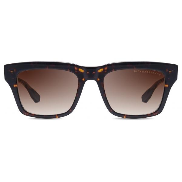 DITA - Wasserman - Tortoise - DTS700 - Sunglasses - DITA Eyewear