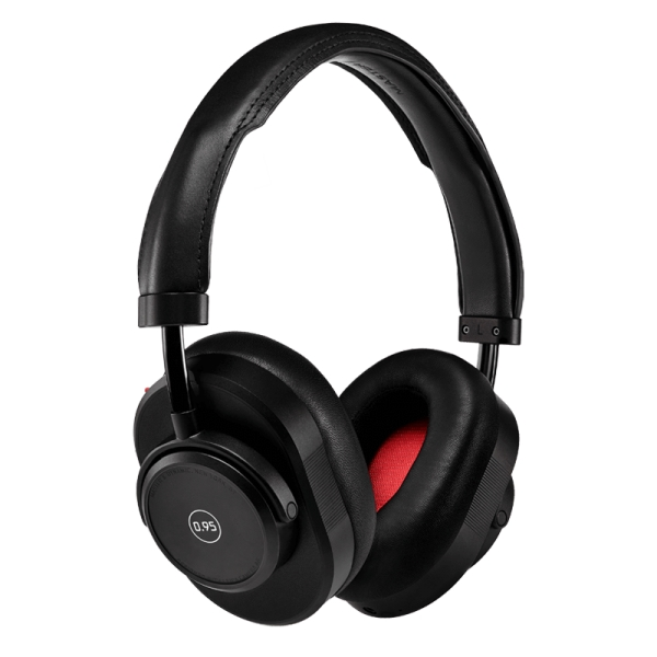 Master & Dynamic - MW65 - Limited Edition - Leica Camera AG - 0.95 - Cuffie Wireless Active Noise-Cancelling - Qualità Premium