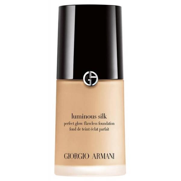 Giorgio Armani - Luminous Silk Fondotinta Liquido Leggero - Fondotinta Leggero Coprenza Media - Luxury